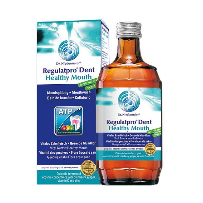 Dr. Niedermaier Mundspülung Regulatpro Dent Healthy Mouth (350ml)