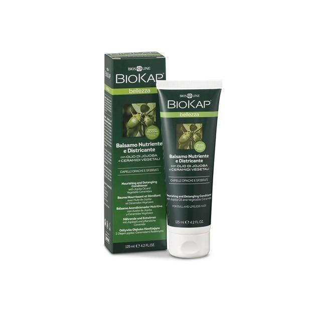 BioKap® Premium Balsam-Conditioner mit Jojobaöl (Antifizz) 125ml