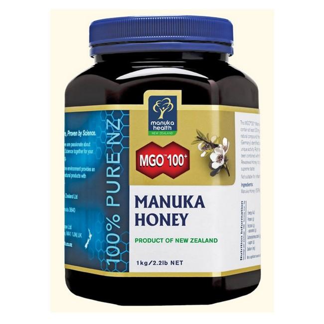1kg bester neuseeländischer Manuka Honig MGO100 von Manuka Health