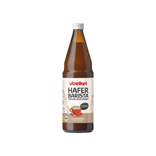 Voelkel Haferdrink Barista, glutenfrei 0,75l