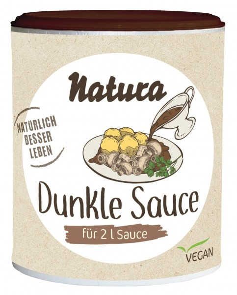 Natura : Dunkle Sauce (150g)