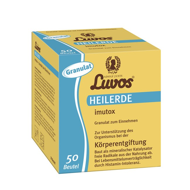 Luvos Heilerde Imutox 50 Beutel Granulat zum Einnehmen
