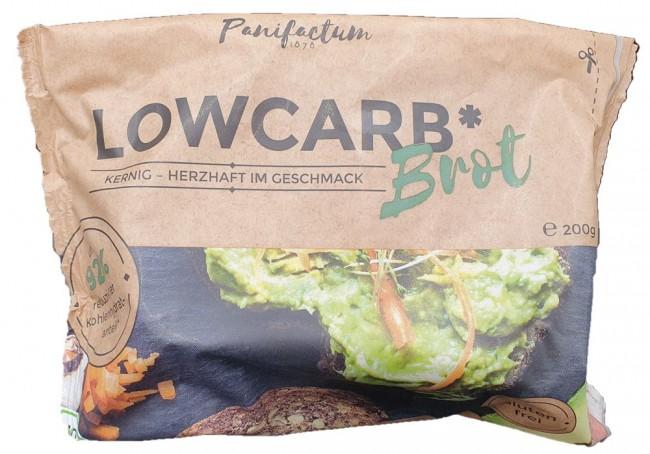 Panifactum : LowCarb Brot Das Kernige, bio (200g)