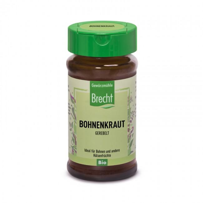 Brecht : Bohnenkraut gerebelt, bio (15g)