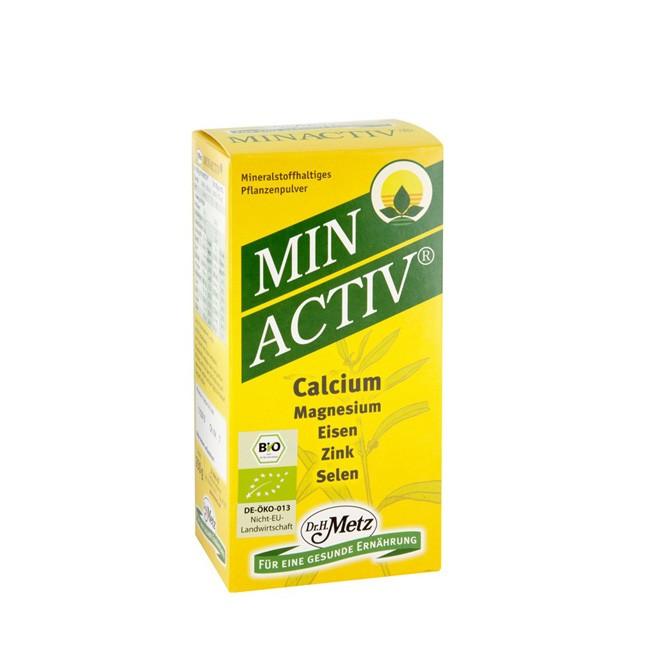 Dr. Metz-Minactiv basische Mineralstoffquelle 250g