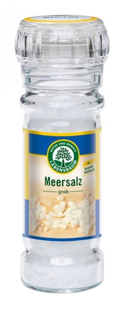 Lebensbaum : Meersalz mit Mühle (100g)