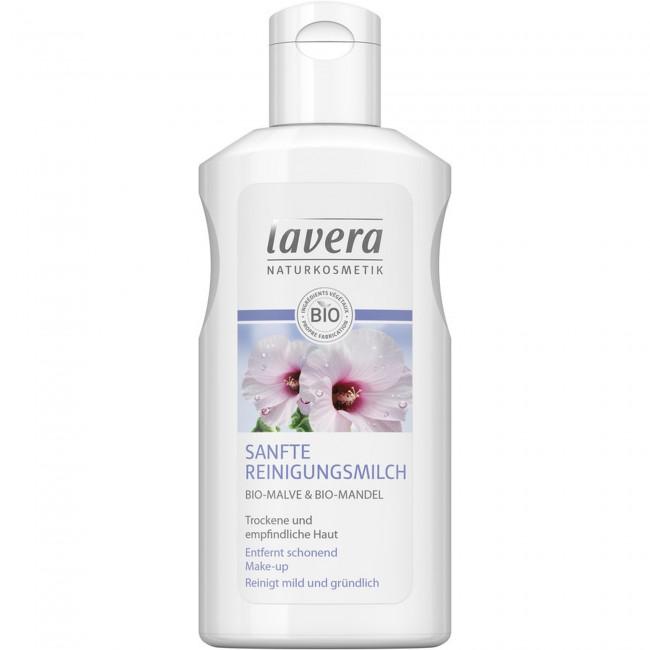 Lavera : Reinigungsmilch Bio-Malve (125ml)