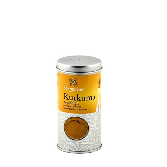 Kurkuma in Bio Qualität (40g) von Sonnentor