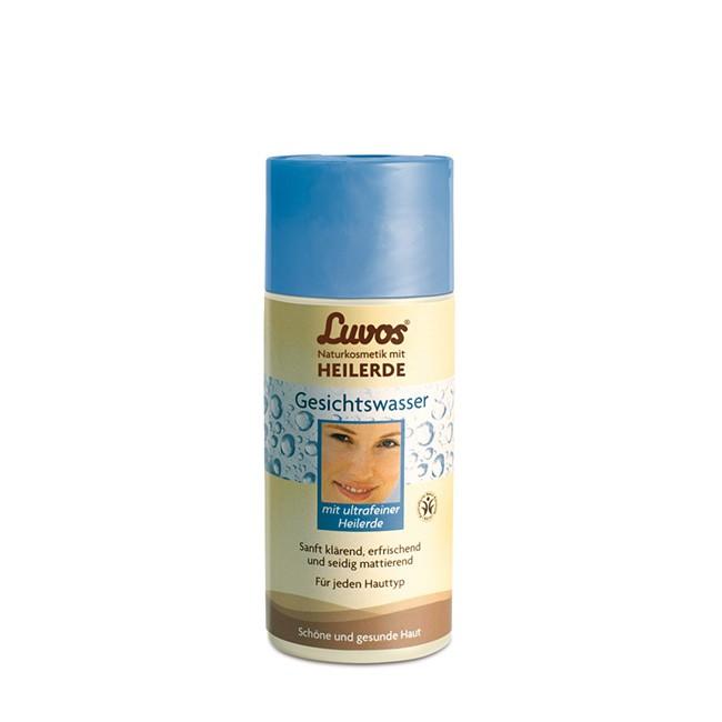 LUVOS Heilerde Gesichtspflege - frisches Gesichtswasser 150ml - vegane Naturkosmetik