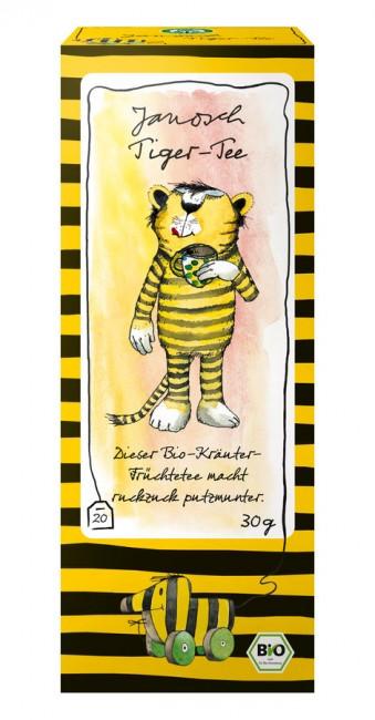 Lebensbaum : Janosch Tigertee, bio (20 Beutel)
