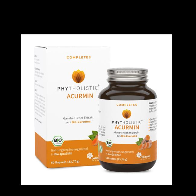 Cellavent Phytholistic Acurmin 60 Kapseln