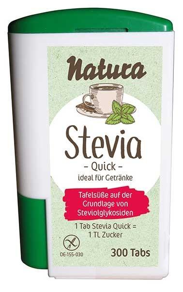 Natura : Stevia Quick Tabs (300 St.)