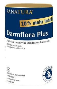 Darmflora Plus Aktionspackung von Sanatura