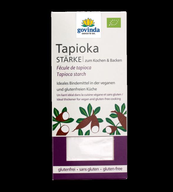 Govinda : Tapioka Stärke, bio (330g)