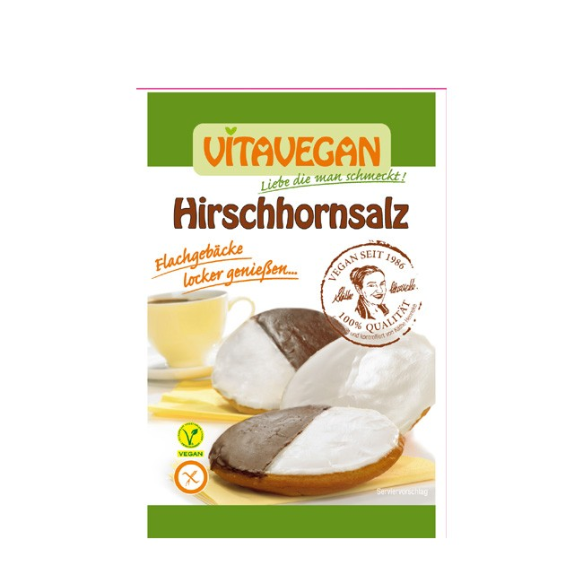Biovegan-Hirschhornsalz-20g