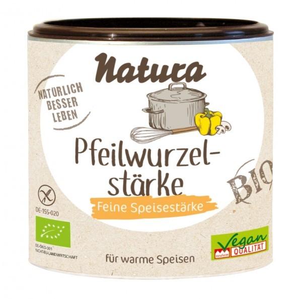 Natura : Bio Pfeilwurzelstärke - Soßenbinder (125g)
