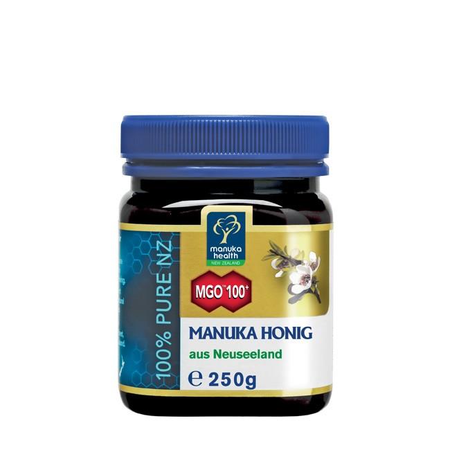 Manuka-Honig-MGO100-250g