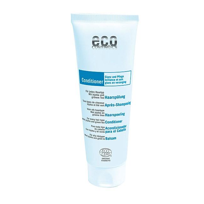 Vegane Haarspülung von eco cosmetics 125ml - öko Naturkosmetik
