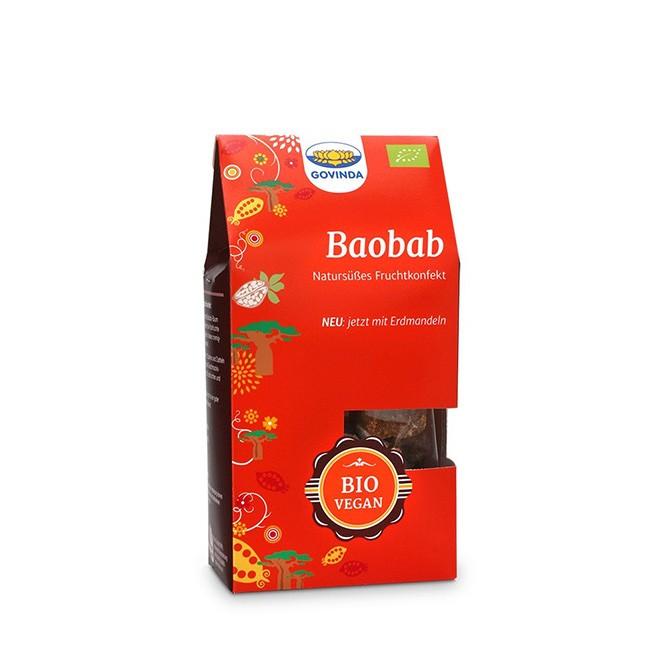 Govinda Baobab Konfekt - vegan und glutenfrei
