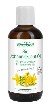 Bergland : Johanniskraut-Öl, bio (100ml)