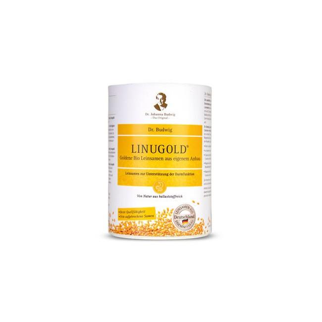 Dr. Budwig: Linugold, bio (250g)