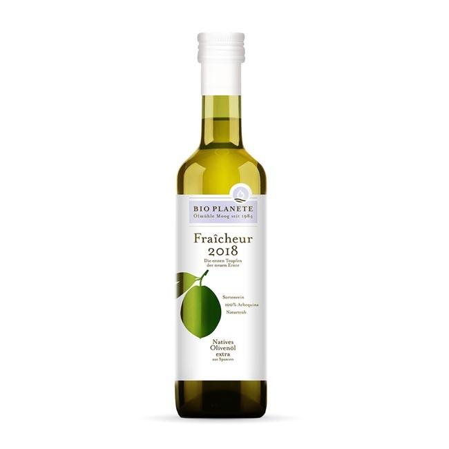 Bio Planète Olivenöl Fraicheur nativ extra, bio 0,5l