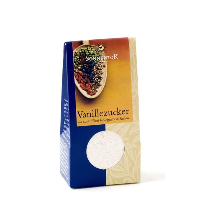 Sonnentor Bio Vanillezucker - fein gemischt 50g