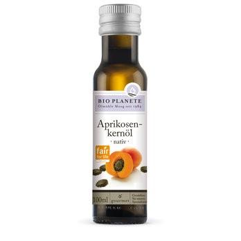 Bio Planète : Aprikosenkernöl nativ, bio (100ml)