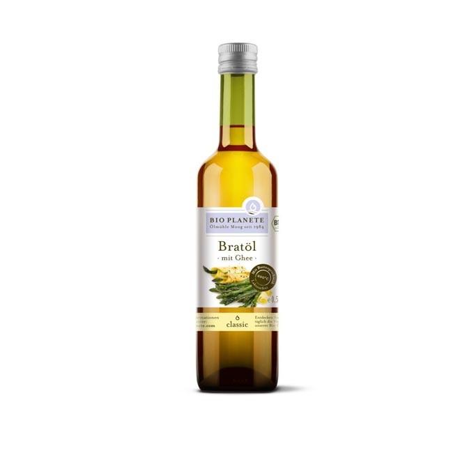 Bio Planète Bratöl mit Ghee, bio 500ml