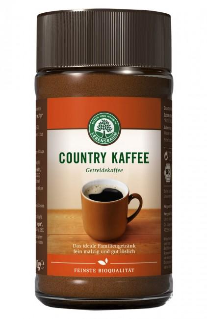 Lebensbaum : löslicher Country Kaffee, koffeinfrei, bio (100g)