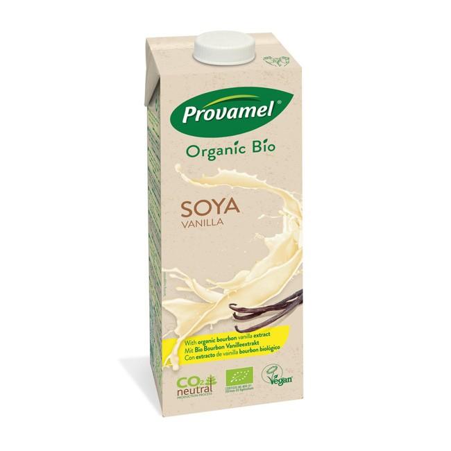 Bio Sojadrink mit Vanille von Provamel (1l)