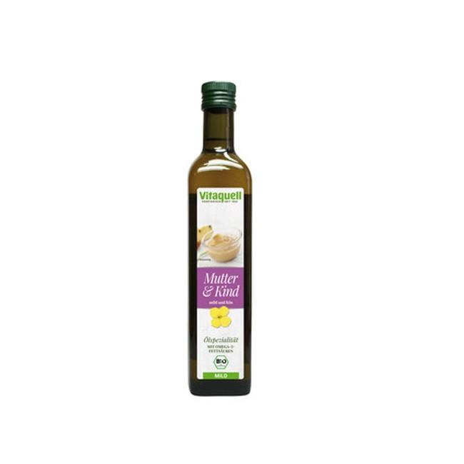 Vitaquell : Mutter-Kind-Öl, bio (0,25l)