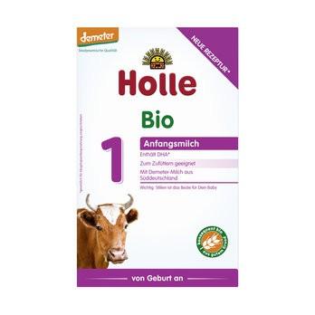 Holle : Bio Anfangsmilch 1, demeter (400g)