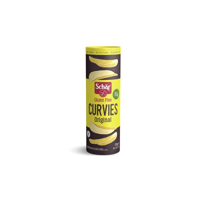 Dr. Schär Curvies Original (170g)