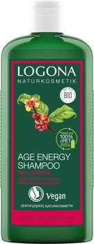 Logona Age Energy Haarshampoo mit Coffein (250ml)