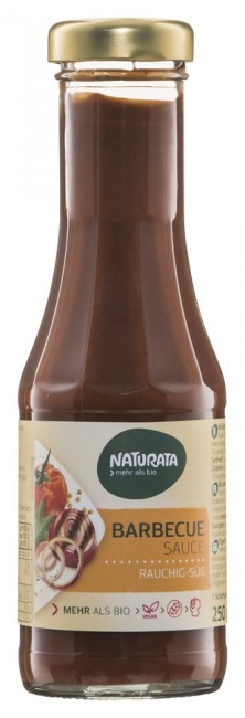 Naturata : Barbecue Sauce, bio (250ml)