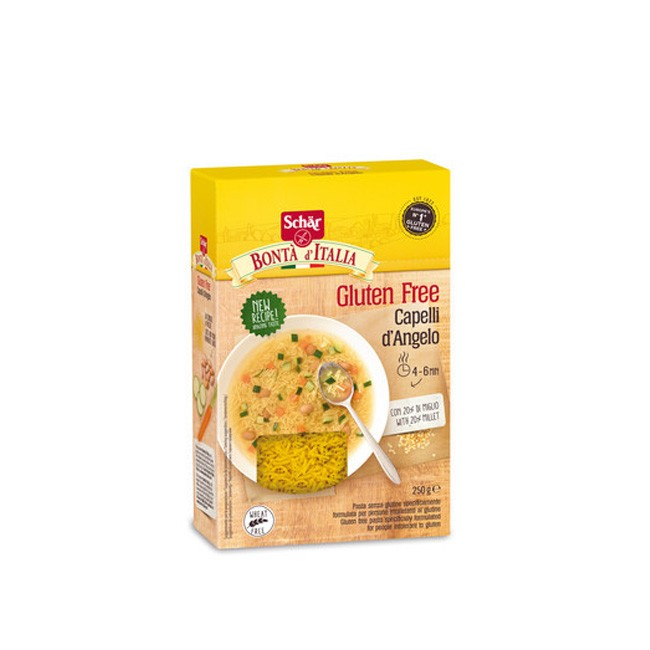 Dr. Schär Pasta Capelli glutenfrei 250g