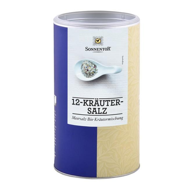 Sonnentor 12-Kräutersalz Großpackung 1kg in Bio-Qualität