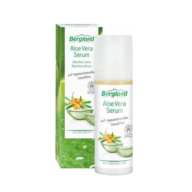 reichhaltiges Serum mit Aloe Vera von Bergland
