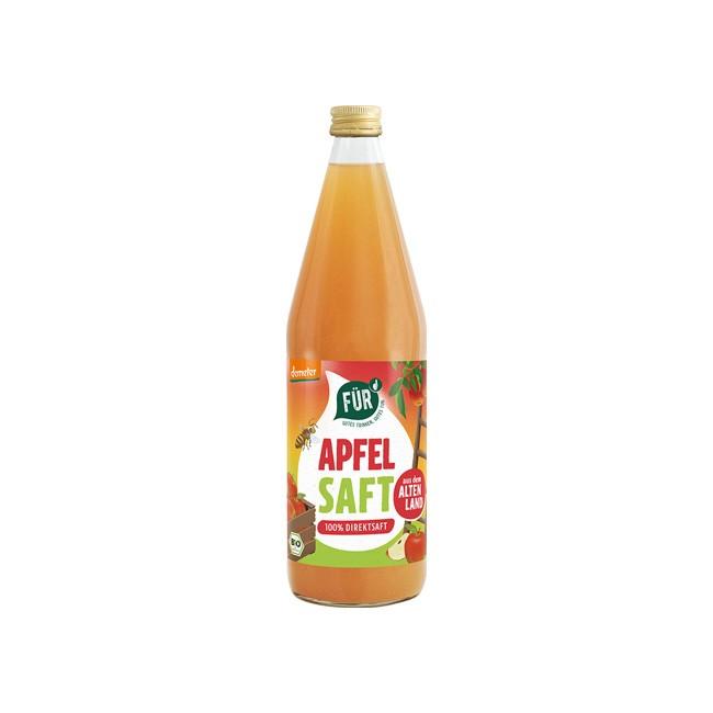Voelkel FÜR Apfelsaft demeter 0,75l