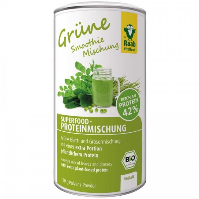 "Raab : Superfoodmischung ""Grün"", bio (180g)"