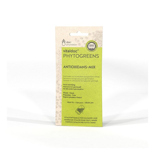 Vitaldoc phytogreens BIO Antioxidans-Mix 50g