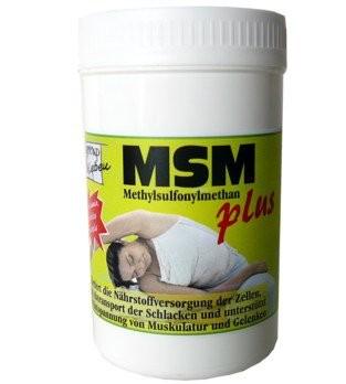 Gesund und Leben : MSM Plus Pulver (250g)