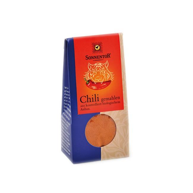 Sonnentor Chili gemahlen (40g) Bio Qualität