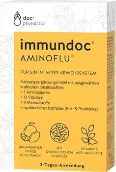 DOC immundoc : immundoc AMINOFLU Trinkbeutel (3 Stk)