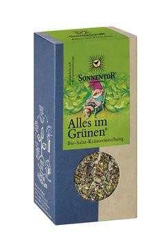Sonnentor : Alles im Grünen Salatgewürz, bio (15g)