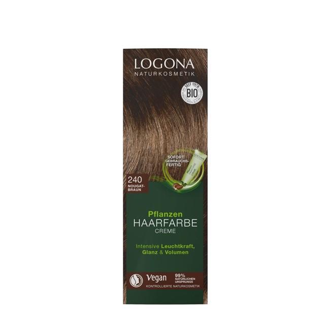 Logona-Color-Creme-Nougatbraun-biokosmetik-150ml
