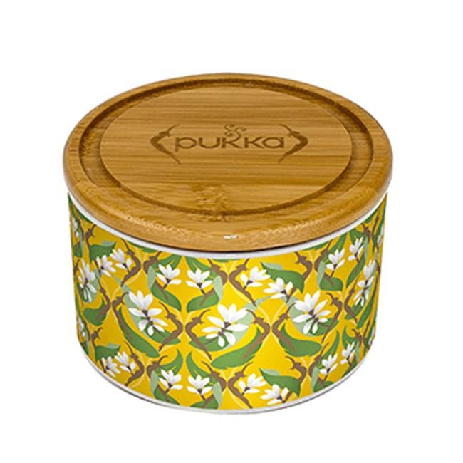 Pukka : Keramik Dose Goldene Kurkuma
