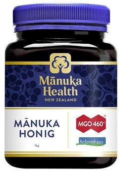 Manuka Health : Manuka Honig MGO™ 460+ (1000g)