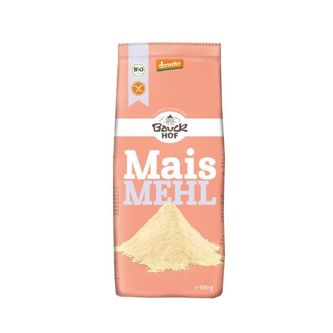 Demeter Maismehl glutenfrei von Bauck Hof  (500g)